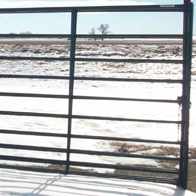 Gates 8 Deer Verns
