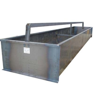 Feed Bunk Bottomless Ww 48inw 24indeep 20length